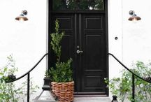 Making an Entrance: Doors and Entries / Saying Welcome. Curb appeal.  Expressing your personality. Having fun with your home.