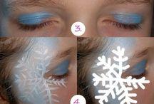 Princesse maquillage
