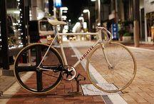 Le Bike / Two Wheels, One World