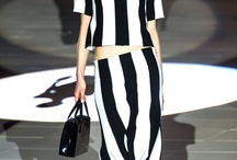 Black and white alright! (fashion)