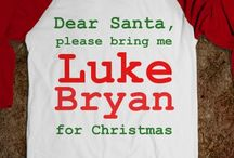 luke bryan / by Kylie Ross