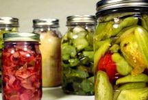 verduras en conserva