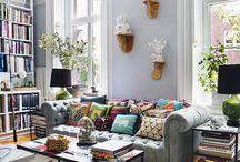 H. Living room