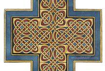Keltische kruisen