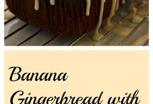 Banana Recipes / Banana Recipes including some great ways to use up over-ripe bananas