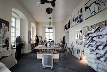 Studio Spaces / by Karen Ardoin