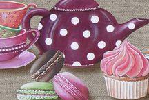 pop up cupcake