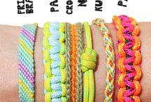 Bracelets pulseras paracord / Bracelets Paracord