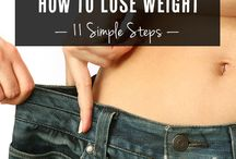 Losing weight / by Gretchen Everman