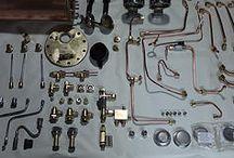 Ολική ανακατασκευή / Ολική ανακατασκευή μηχανών espresso