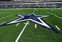 Cowboys Football / by Angie Harrison