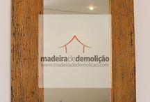 Molduras de Madeira