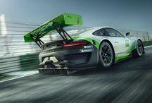 Nuevo Porsche 911 GT3 R / Llega un nuevo competidor a los circuitos: el nuevo Porsche 911 GT3 R. Un vehículo de competición para clientes basado en el 911 GT3 RS.