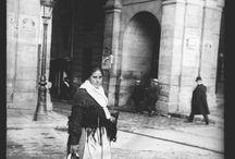 Madrid imágenes antiguas / urbana