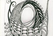 ART - Zentangle