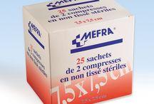 Compresses / Matériel soins