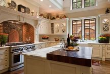 Kitchens to Die For! / Fabulous Kitchens from around the world