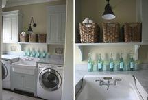 cuarto lavandería