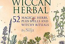 Hedgewitch/Herbalism Books