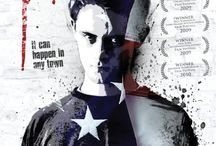"American Bully (Movie) / (Short Synopsis) ""It starts out as just a typical day in the lives of seven high school students in a town that looks like Anywhere, USA. But when one middle-American teenager – deeply affected by 9/11, terrorism and the war in Iraq – and his friends become involved in an isolated high school altercation, it escalates into a hate crime that shocks the entire nation and sends a small town reeling."" (Starring) Matt O'Leary (Spy Kids 2 & 3), Paul Ben-Victor (Daredevil). / by Green Apple Entertainment"
