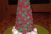 Spice Drop Christmas Tree / Christmas / by Laurie Addante Schwarm