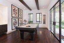 Casa de Celebridades - Rihanna / Enamórate de los hogares de tus celebridades favoritas y descubre cómo viven y qué estilo emplean en la decoración de sus propiedades.
