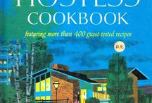 Cookbooks of the Mad Men era / Recipes from these midcentury cookbooks are featured in The Unofficial Mad Men Cookbook