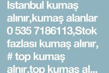 Stok kumaş alınır 05357186113,stok fazlası kumaş alanlar