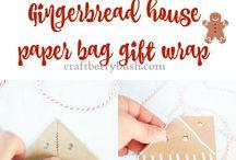 Pakowanie prezentów na Święta