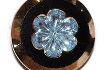 Buttons - Inlay Glass