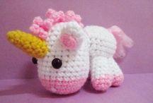Crochet-amigurumi-toys / by Cheryl Keiper