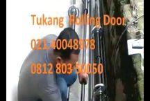JASA SERVIS ROLLING DOOR PANGGILAN - 085101937411