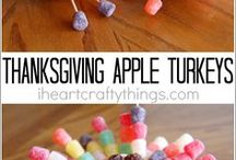 Thanksgiving Crafts, Recipes, Decor and More / Thanksgiving Crafts, Recipes, Decor and More