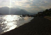 Il lago / Lago Maggiore
