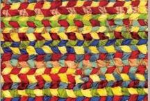 Rugs From Rags by Country Threads / All things to help you create your own rug from rags!