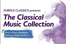 Purple Classics / Help us #EndALZ with Purple Classics, our series of classical albums that benefits the Alzheimer's Association!