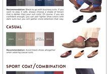 Vestimenta Maculina: Zapatos