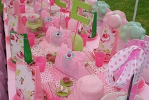Party planning ideas / by Claire Goodwin