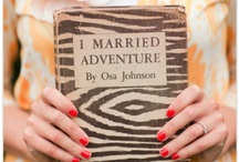 i married adventure / different views of this sought after vintage book