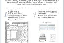 Interior design tips,trics and tools