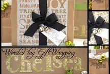 Card, envelopes, wrapping / by Anna Rita Caddeo