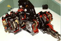 Technic / Engines, transmissions, Chassis
