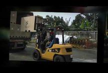 JMB Forklift Bandung