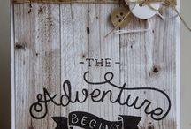 Adventure - Stampin Up