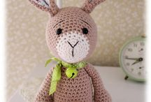 ~ Crochet Bunny ~