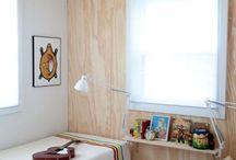 House ideas- plywood