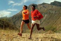 ultra running / perpetual forward motion