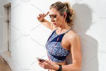 Fitness Stock on Creative Market