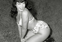 Bettie Page <3 and icon <3 / by Miss Happ