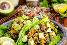 Healthy foody fix:) / by Julia Mackenzie